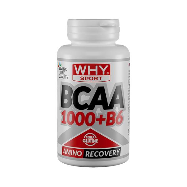Bcaa 1000 + b6 - 100 compresse