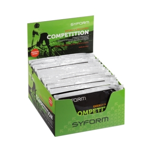 Competition - box 20 buste da  50 gr