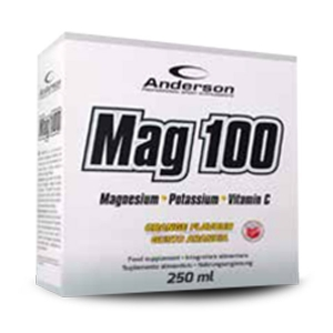 Mag 100 - box 10 fiale 25 ml