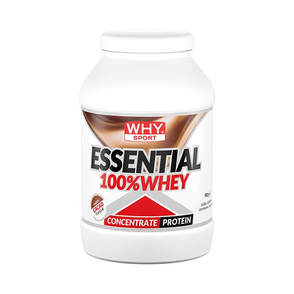 Essential 100% whey - 900 gr