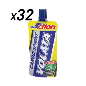 Carbo sprint volata - box 32 gel 50 ml