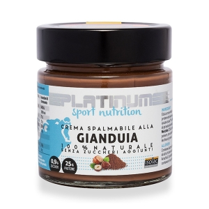 Crema spalmabile gianduia - 250 gr